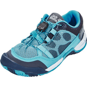 Jack Wolfskin Jungle Gym Chaussures à tige basse Enfant, snake
